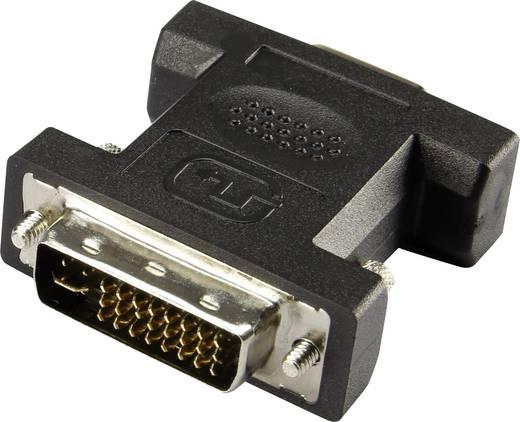Átalakító DVI-ról VGA-ra, [1x DVI dugó, 24+5 pólus - 1x VGA alj] Renkforce