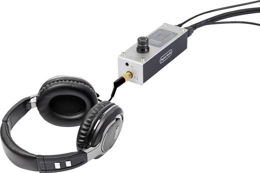 Digitális audio átalakító, USB/fejhallgató, 192 kHz/24 bit, 20Hz-20kHz, SpeaKa Professional