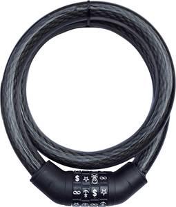 Számzáras kerékpárzár szimbólumokkal, fekete, Security Plus SPS 100 Security Plus