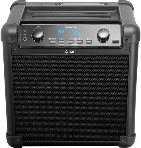 Hordozható PA hangszóró Bluetooth-tal, beépített rádióval, ION IPA07 Tailgater