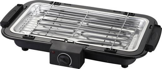 Asztali elektromos grillsütő, manuális hőmérséklet beállítással tepro Garten Louisville 4007N