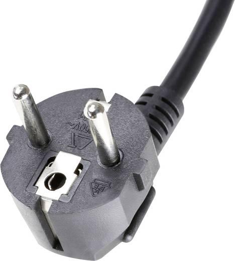 Hálózati elosztó kapcsolóval, 3 részes, fekete, Adam Hall 8747S3