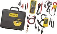 Fluke 1587/MDT FC Szigetelésmérő műszer 50 V, 100 V, 250 V, 500 V, 1000 V 2 GΩ Fluke