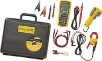 Szigetelésmérő műszer Fluke 1587KIT/62MAX+ FC 50 V, 100 V, 250 V, 500 V, 1000 V 2 GΩ Kalibrált Gyári standard (tanusítvá Fluke