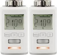 Programozható digitális radiátor termosztát készlet 8…28 °C, 2 db, Sygonix HT100 Sygonix