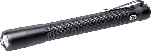 LED-es toll lámpa, Penlight, 56 g, fekete, elemes, LiteXpress LX0212AAA