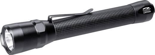 LED-es kézilámpa, elemes, 285/40 lm, 138g, fekete, LiteXpress LX0225AA
