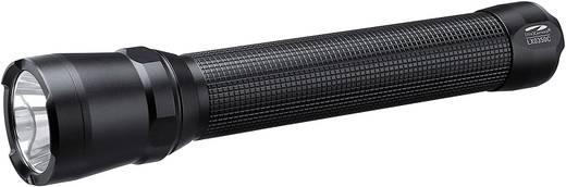 LED-es kézilámpa, elemes, 525/100 lm, 422g, fekete, LiteXpress LX0350C