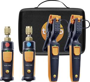 Testo hűtőközeg nyomásmérő műszer, bluetooth funkcióval, Smart készülékekhez Testo 549i Smart 0563 0002 testo