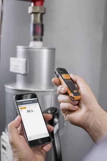 Testo légáramlásmérő és hőmérő műszer készlet, klíma szereléshez, Smart készülékekhez Testo Smart Probes Klima Set