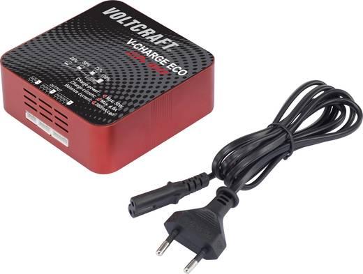 Intelligens, automata modell akkutöltő, 2-4 cellás LiPo akkutöltő 230 V 400 mA VOLTCRAFT V-Charge Eco LiPo 4000