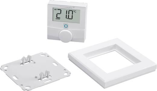 IP termosztát, rádiójel vezérelt fali termosztát, fűtés vezérlő HomeMatic IP 140667A0A