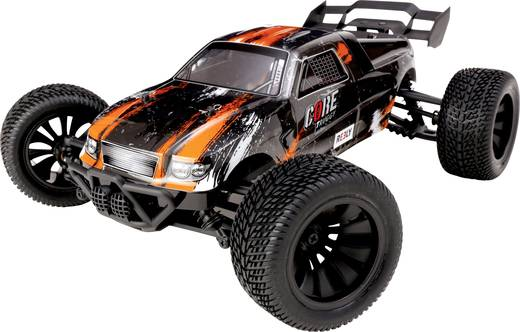 Reely Core Brushed 1:10 XS RC modellautó Elektro Truggy 4WD RtR 2,4 GHz