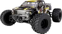 1:10 XS RC elektromos modellautó Monstertruck 4WD RtR 2,4 GHz Reely Core Brushed (12813) Reely