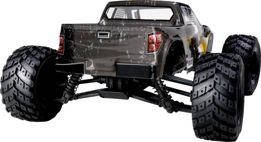 Reely Core Brushed 1:10 XS RC modellautó Elektro Monstertruck 4WD RtR 2,4 GHz