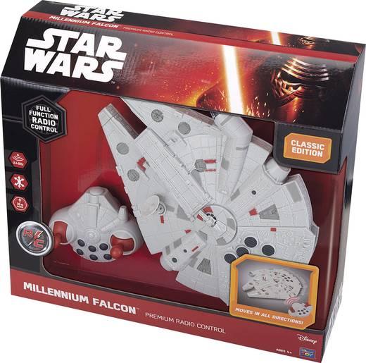 StarWars RC távirányított Millennium Falcon