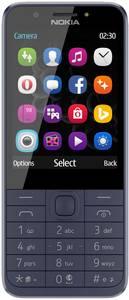 Nokia 230 Dual SIM mobiltelefon Kék Nokia