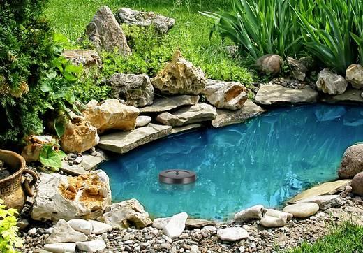 Napelemes kerti tó levegőztető 100 l/óra Renkforce 1407478