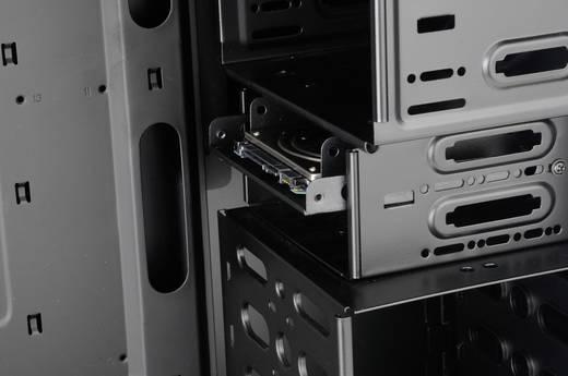 """Merevlemez beépítő keret 3,5"""", 2 x 2,5""""-os HDD/SSD-hez, renkforce AK-HDA-03M1B"""