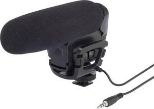 Kamerára, fényképezőgépre szerelhető puskamikrofon Renkforce VM-6 Renkforce