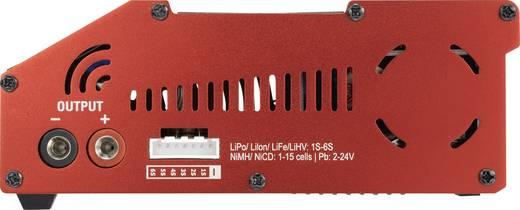 Intelligens, automata modell akkutöltő, NiMH, NiCd, Li akkutöltő 230V/12V 8A VOLTCRAFT V-Charge 80 GPS