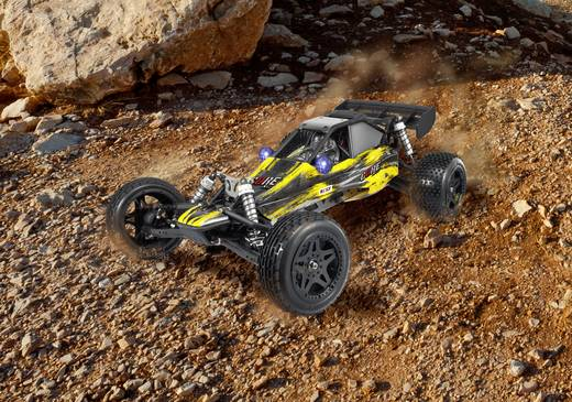 Reely Core XXL Brushless 1:8 RC modellautó Elektro Buggy 2WD RtR 2,4 GHz