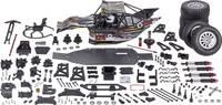 Dune Fighter 1:10 RC modellautó Elektro Buggy 4WD építőkészlet, Reely  Reely