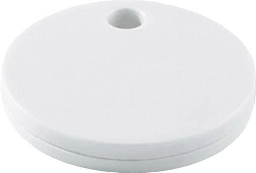 Bluetoothos kulcskerső, fehér, Chipolo Bluetooth Finder