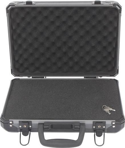 Alukoffer habszivaccsal 330 x 90 x 230 mm, Basetech 1409411