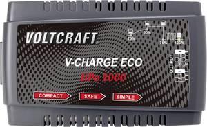 Intelligens, automata modell akkutöltő, LiPo akkutöltő 230V 2A VOLTCRAFT V-Charge Eco LiPo 2000 LiPo VOLTCRAFT