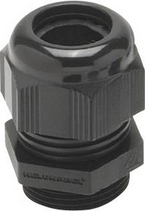Helukabel HT 93937 Tömszelence M12 Poliamid Fekete (RAL 9005) 1 db (93937) Helukabel
