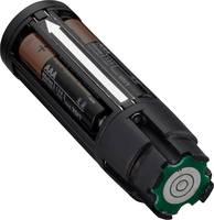 Tengeri elemtartó rekesz a HP7R és A25R elemlámpa számára Zseblámpa tartozék HP7R & A25R Batteriefach számára HP7R és A2 Coast
