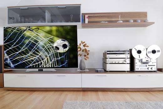 "Asztali TV tartó talp 42"" – 55"" merev, SpeaKa Professional"