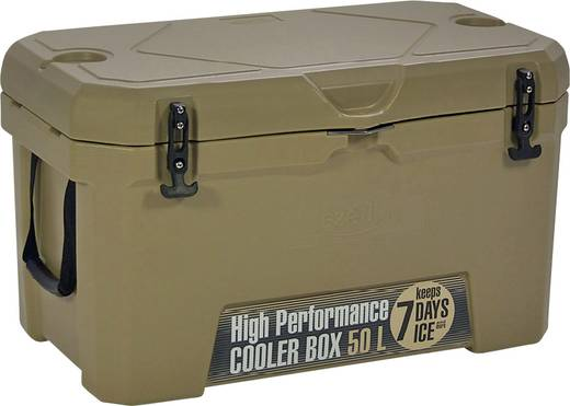 Passzív hűtőláda, hűtődoboz 50L-es EZetil High Performance Cooler 50