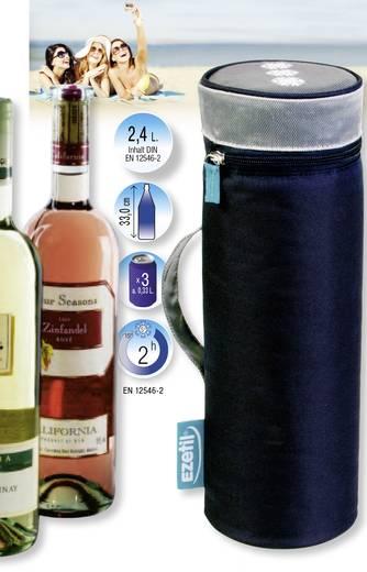 Palackhűtő táska, italhűtő zsák 1,5L-es Ezetil Travel in Style 1,5 Navy