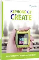 Mobiltelefon építőkészlet, RePhone Kit Create (110040002) Seeed Studio