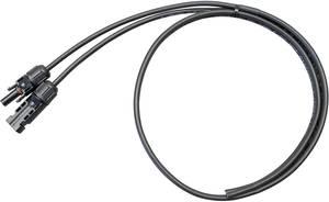 Szerelőkábel 6 mm² Phaesun 500043 Quickcab4-6/5 Kábelhossz 5 m Phaesun