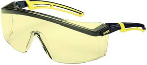 Uvex astrospec 2.0 9164220 Védőszemüveg Fekete, Sárga Uvex