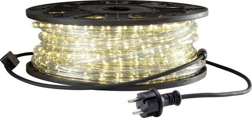 LED-es fénykígyó 40 m melegfehér, Basetech