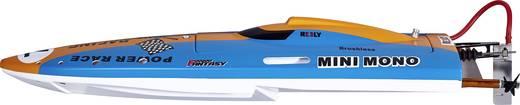 Távirányítós motorcsónak, 430 mm, Reely Mini Mono RC RtR