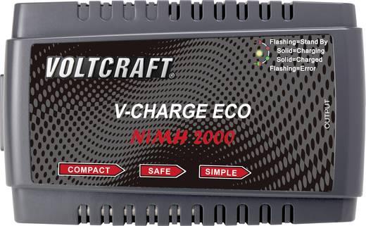 Modell akku töltő, 230V 2A, Voltcraft V-Charge Eco NiMh 2000