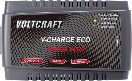 Modell akku töltő, 230V 3A, Voltcraft V-Charge Eco NiMH 3000