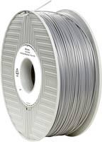 3D nyomtatószál 1,75 mm, PLA, ezüst-fém, 1 kg, Verbatim 55275 (55275) Verbatim