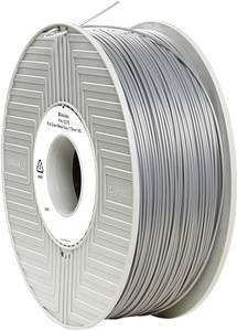 3D nyomtatószál 1,75 mm, PLA, ezüst-fém, 1 kg, Verbatim 55275 Verbatim