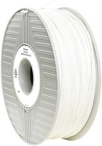 3D nyomtatószál 2,85 mm, ABS, fehér, 1 kg, Verbatim 55017 Verbatim