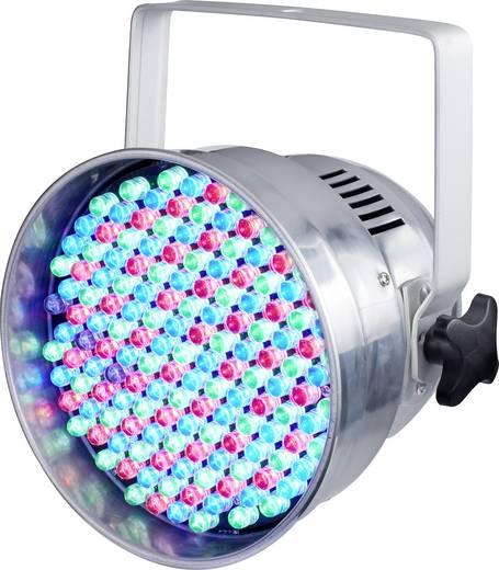 LED-es pontsugárzó, 151 LED, renkforce TT-016S PAR-56