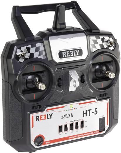 Modell távirányító 2,4 GHz, 5 csatornás, Reely HT-5