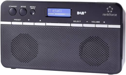 DAB+ asztali rádió, Renkforce NE-6210