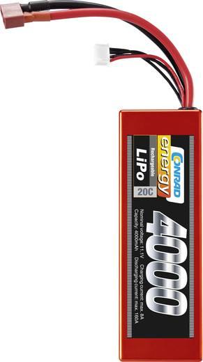 Modell akkupack 11,1V 4000 mAh 20C Eco-Line LiPo akku, Conrad energy
