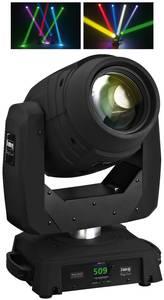 IMG STAGELINE BEAM-100LED LED-es mozgófejes fényszóró LED-ek száma:1 db 100 W IMG STAGELINE